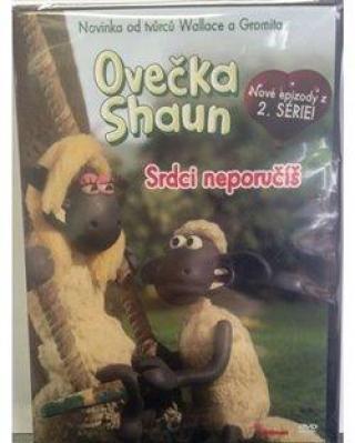 Ovečka Shaun II. - Srdci neporučíš [DVD]